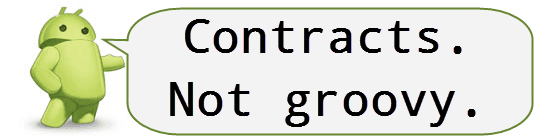 contracts are not groovy at all