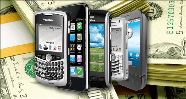 An overview of the amount of money that can be saved by switching to a pre-paid cell phone plan