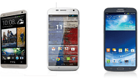three more Android Phones Available
