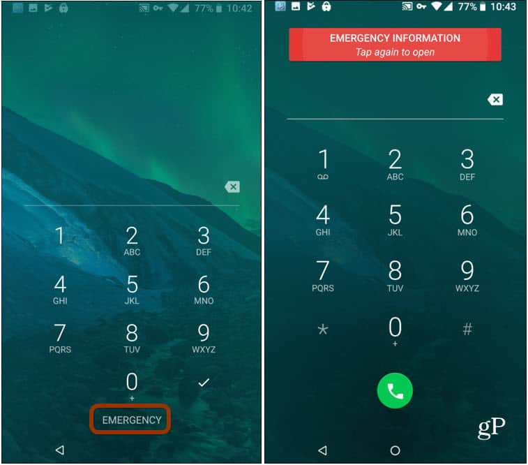 how to add weather to lockscreen android